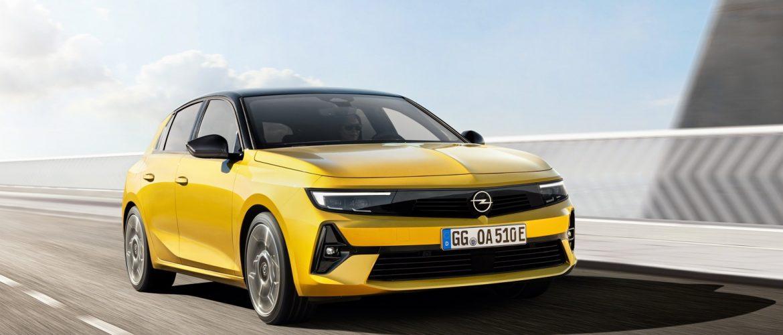 Komplett neuer Opel Astra ist komplett offiziell!